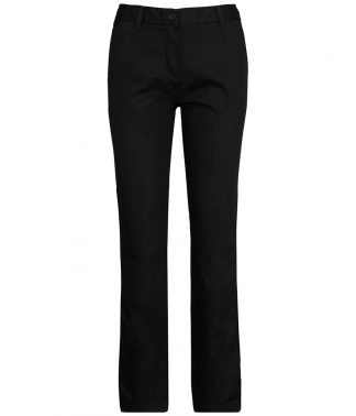 Kariban Lds Day to Day Trousers Black 3XL (KB739 BLK 3XL)