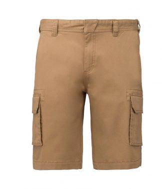 Kariban Multipocket Shorts Camel 40=50 (KB754 CAM 40=50)