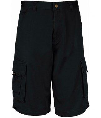 Kariban Trekker Shorts Black 3XL50 (KB777 BLK 3XL50)