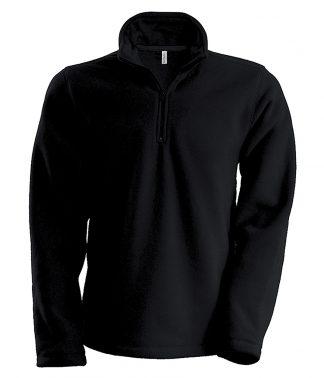Kariban Enzo Zip Nk Fleece Black 3XL (KB912 BLK 3XL)