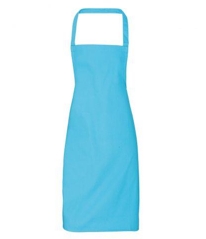 Premier Cotton Apron Turquoise ONE (PR102 TUR ONE)