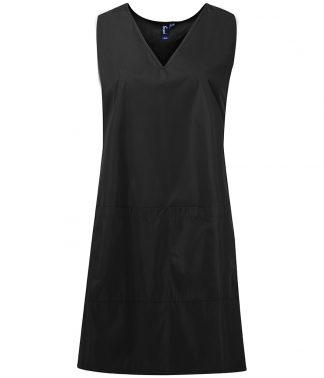 Premier Waterproof Wrap Around Tunic Black L/XL (PR174 BLK L/XL)