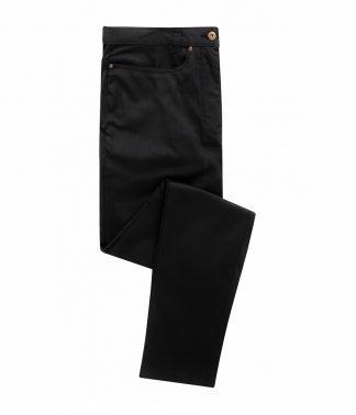 Premier Performance Chino Jeans Black 44/L (PR560 BLK 44/L)