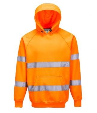 Portwest Hi-Vis Hoody Orange 3XL (PW055 ORA 3XL)
