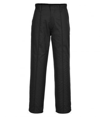 Portwest Preston Trousers Black 46/R (PW105 BLK 46/R)