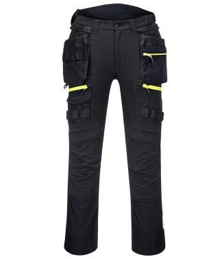 Portwest DX4 Holster Pocket Trs Black 42/R (PW4440 BLK 42/R)