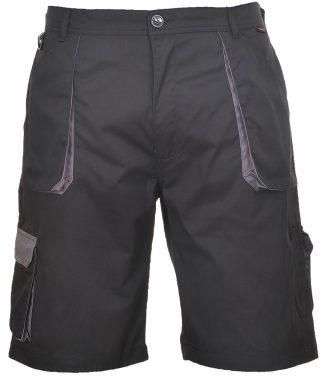Portwest Texo Shorts Black XXL (PW635 BLK XXL)