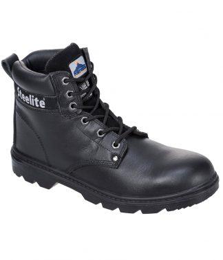 Portwest Steelite Thor Boots Black 46 (PW856 BLK 46)