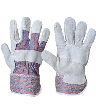 Portwest Canadian Rigger Gloves Grey XL (PW931 GRE XL)