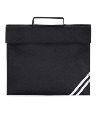 Quadra Classic Book Bag Black ONE (QD456 BLK ONE)