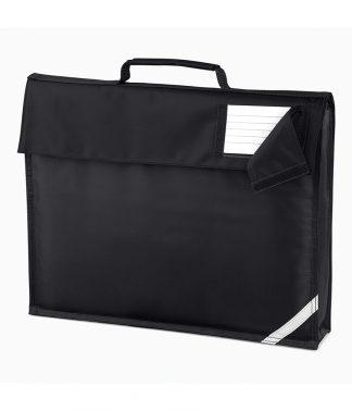 Quadra Book Bag Black ONE (QD51 BLK ONE)