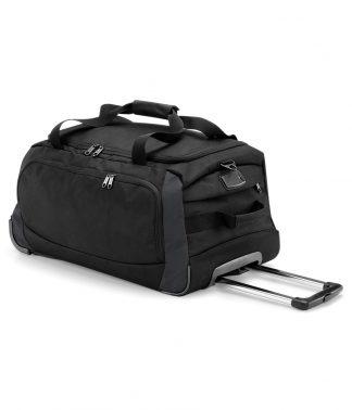 Quadra Tungsten Wheelie Bag Black/graphite ONE (QD970 BK/GP ONE)