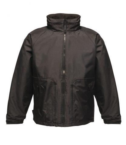 Regatta Hudson Jacket Black 4XL (RG042 BLK 4XL)