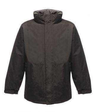 Regatta Beauford Jacket Black/seal grey 3XL (RG051 BK/SE 3XL)
