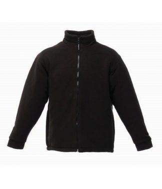 Regatta Asgard II Quilt. Fleece Black 3XL (RG125 BLK 3XL)