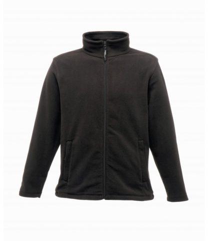 Regatta Micro Fleece Jacket Black 4XL (RG138 BLK 4XL)