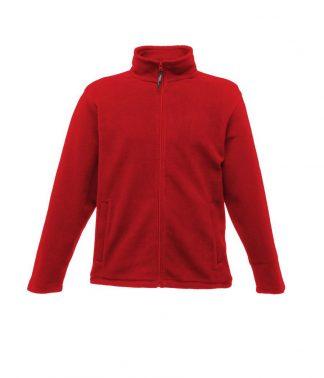 Regatta Micro Fleece Jacket Classic Red 4XL (RG138 CSR 4XL)