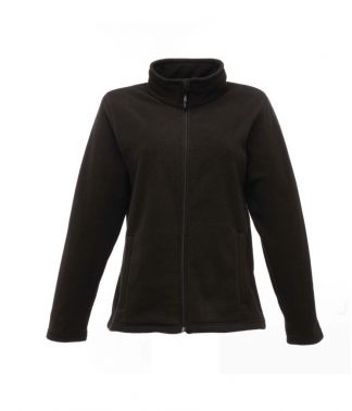 Regatta Lds Micro Fleece Jkt Black 20 (RG139 BLK 20)