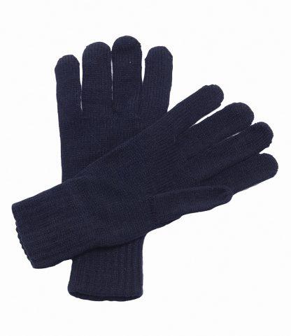 Regatta Knitted Gloves Navy ONE (RG201 NAV ONE)