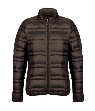 Regatta Lds Firedown Jacket Black/black 20 (RG206 BK/BK 20)