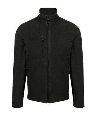 Regatta HM Recycled Fleece Jkt Black 3XL (RG2100 BLK 3XL)