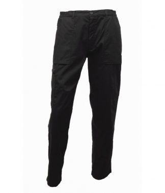 Regatta Action Trousers Black 44/L (RG232 BLK 44/L)