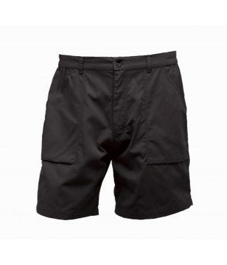 Regatta Action Shorts Black 44 (RG234 BLK 44)