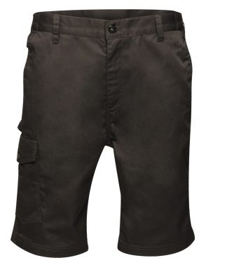 Regatta Pro Cargo Shorts Black 46 (RG294 BLK 46)