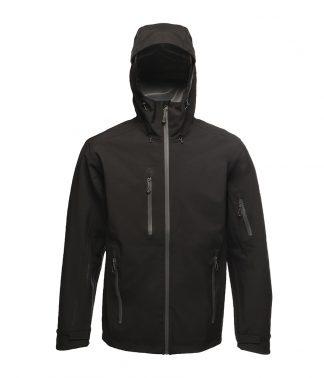 Regatta X-Pro Triode Jacket Black/seal grey 3XL (RG357 BK/SE 3XL)