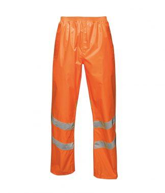 Reg. High Vis. Pro Packaway Trs Orange 3XL (RG479 ORA 3XL)