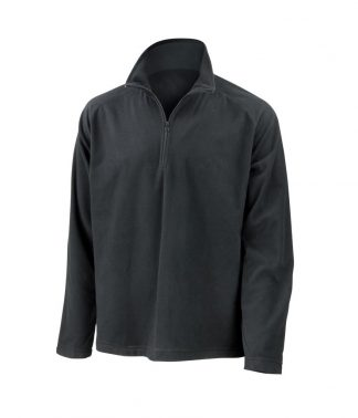Result Core Zip Nk Micron Fleece Black 3XL (RS112 BLK 3XL)