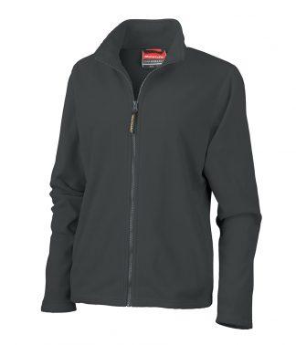 Result Ladies Horizon Micro Fleece Black XXL/18 (RS115F BLK XXL/18)