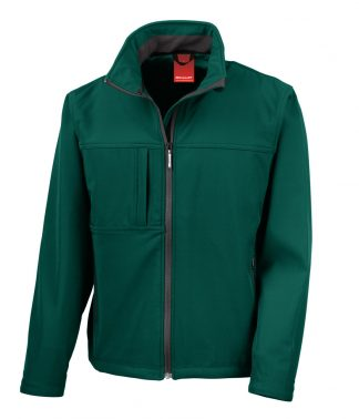 Result Classic Softshell Jacket Bottle 4XL (RS121M BOT 4XL)