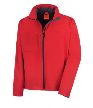 Result Classic Softshell Jacket Red 3XL (RS121M RED 3XL)