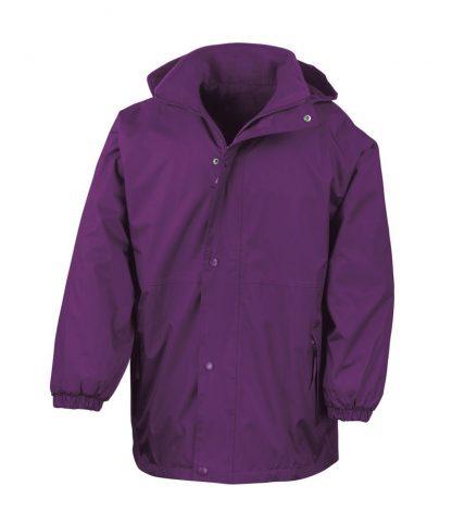 Result Revers. Stormdri 4000 Jkt Purple/purple XXL (RS160 PR/PR XXL)