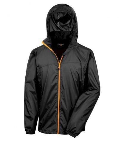 Result Urban Hdi Quest Jkt in Bag Black/orange 3XL (RS189M BK/OR 3XL)