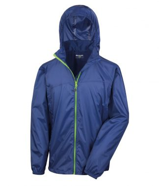 Result Urban Hdi Quest Jkt in Bag Navy/lime 3XL (RS189M NV/LM 3XL)