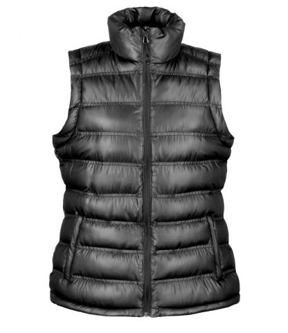 Result Urban Ladies Ice Bird Gilet Black XL/16 (RS193F BLK XL/16)