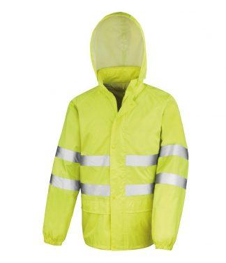 Result High Viz Waterproof Suit Yellow 4XL (RS216 YEL 4XL)