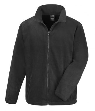 Result Core Fashion Fit Outdoor Flce Black 3XL (RS220M BLK 3XL)