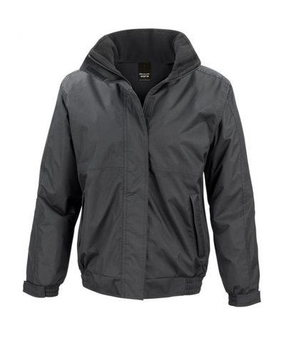 Result Core Ladies Channel Jacket Black XXL/18 (RS221F BLK XXL/18)