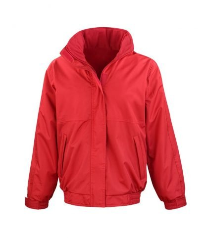Result Core Ladies Channel Jacket Red XXL/18 (RS221F RED XXL/18)