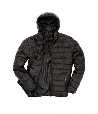 Result Core Soft Padded Jacket Black/black 4XL (RS233M BK/BK 4XL)
