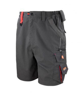 Result W-G Technical Shorts Grey/black 3XL (RS311 GY/BK 3XL)