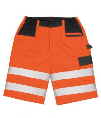Result SafeGuard Cargo Shorts Fl. orange 4XL (RS328 FLO 4XL)