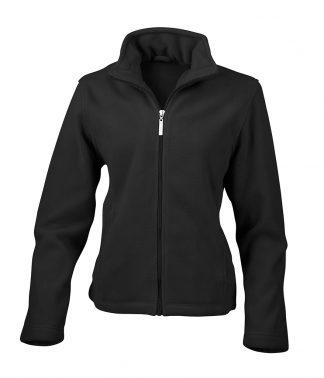 Result Lds Semi-Micro Fleece Black 18 (RS85F BLK 18)