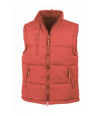 Result Ultra Padded Bodywarmer Red 3XL (RS88 RED 3XL)