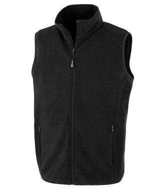 Res. Recycled Fleece Polarthermic B/W Black 4XL (RS904 BLK 4XL)