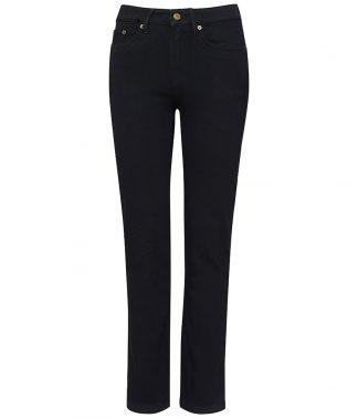 So Denim Katy Straight Jeans Black 18/L (SD11 BLK 18/L)