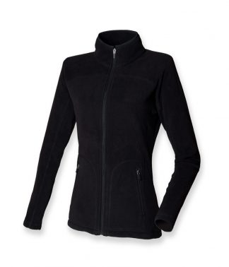 SF Ladies  Micro Fleece Black XXL (SK28 BLK XXL)